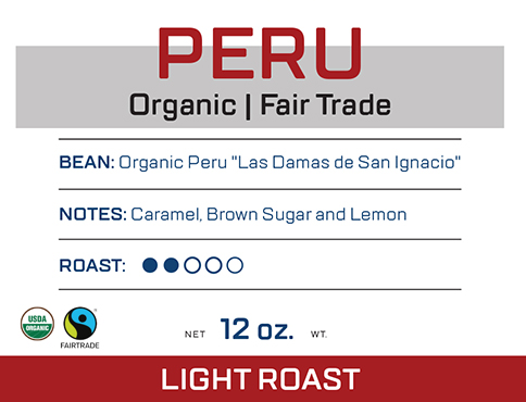 Peru Light Roast
